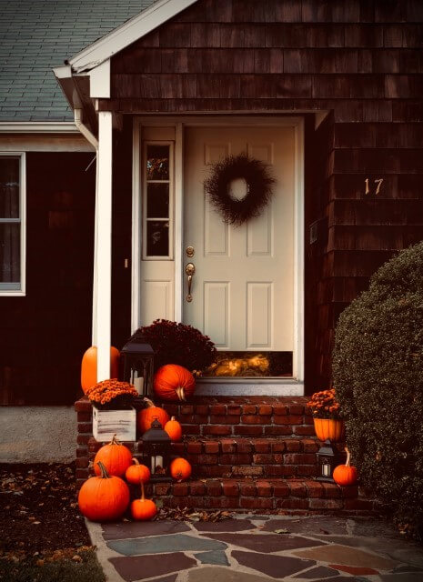 Stand out Decorate Your Doorstep for Fun this Halloween